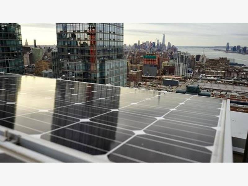 Real Estate Mogul Dan Neiditch Looks Skyward with Solar