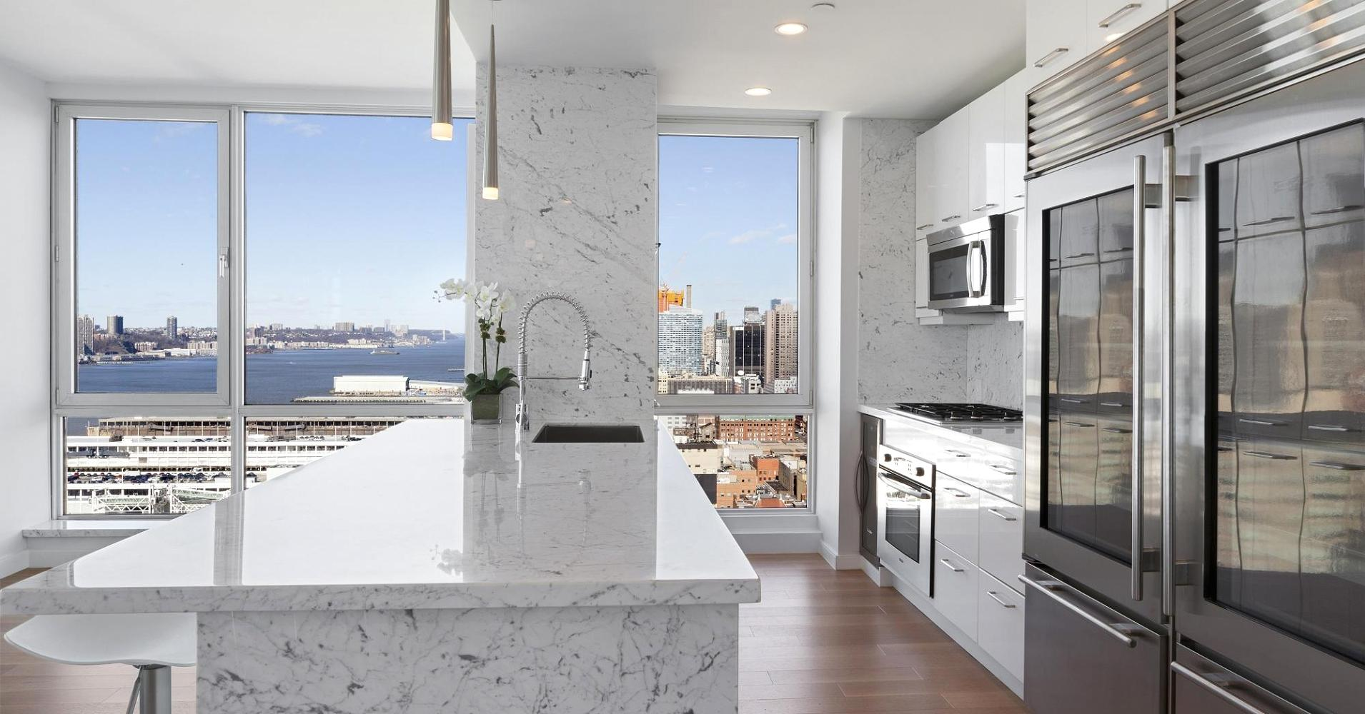 This $85 million NYC penthouse comes with a trip to space and court-side NBA season tickets