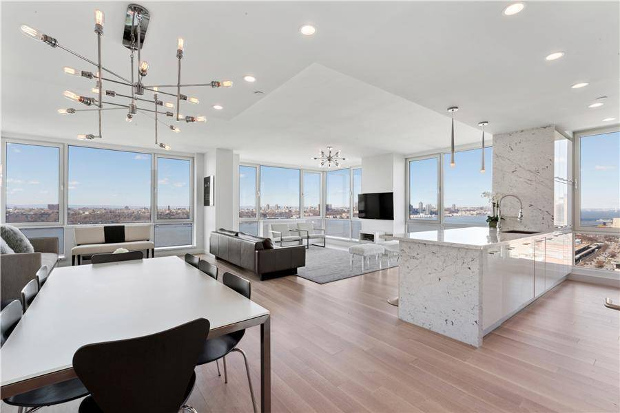 The $85m New York City apartment for sale that comes with a trip to space